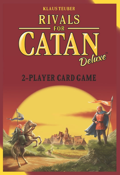 Rivals of Catan - Deluxe Edition - The Board Gamer