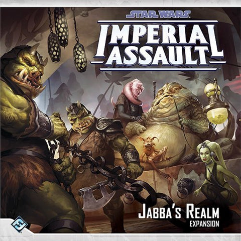 Star Wars: Imperial Assault - Jabbas Realm