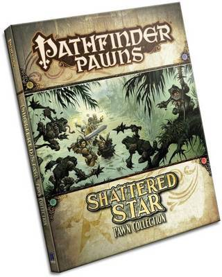 Pathfinder: Shattered Star Adventure Path Pawns - The Board Gamer