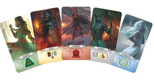 7 Wonders Duel: Pantheon - Game Expansion