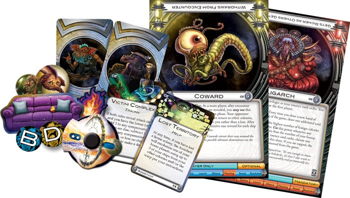 Cosmic Encounter - Cosmic Eons Expansion