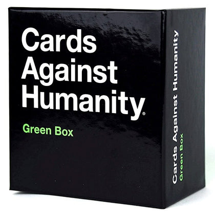 Cards Against Humanity: Green Box - Expansion - The Board Gamer