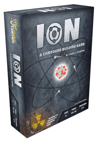Ion: A Compound Building Game - The Board Gamer