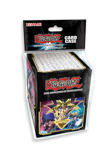 Yu-Gi-Oh! The Dark Side of Dimensions Card Case - The Board Gamer