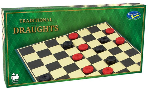 Traditional Board Game (Draughts)
