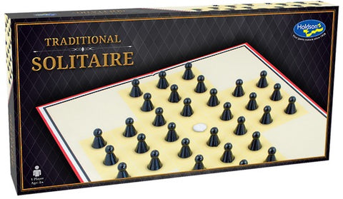 Traditional Board Game (Solitaire)