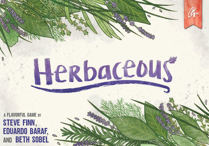 Herbaceous - Card Game