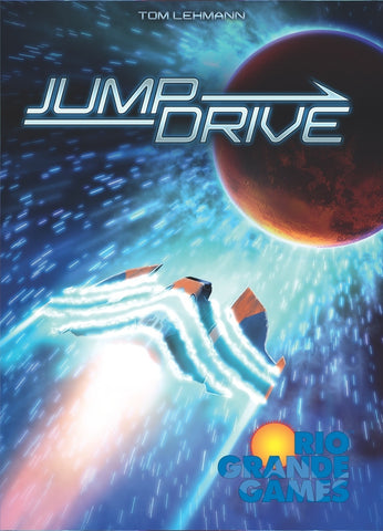 Race for the Galaxy: Jump Drive - Card Game