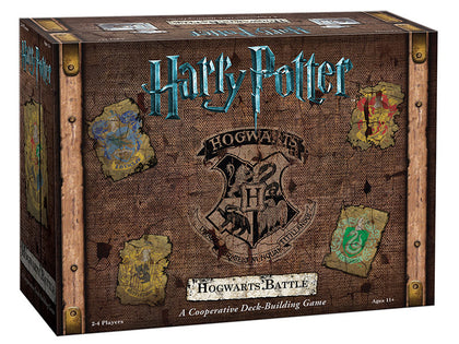 Harry Potter: Hogwarts Battle - Deck Building Game - The Board Gamer