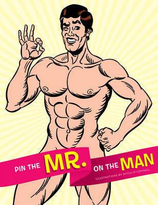 Pin the Mr on the Man Game (R18) - The Board Gamer