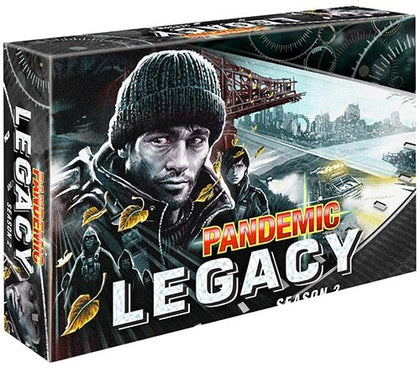 Pandemic Legacy: Season 2 - Black Box