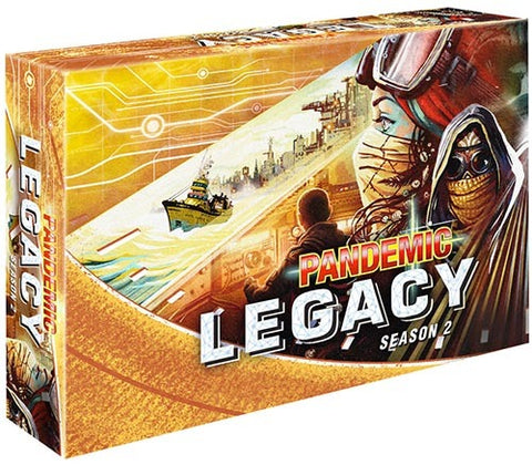 Pandemic Legacy: Season 2 - Yellow Box