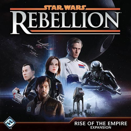 Star Wars: Rebellion - Rise of the Empire Expansion - The Board Gamer