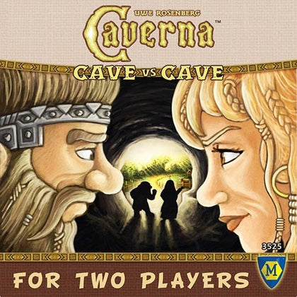 Caverna: Cave vs Cave - Board Game