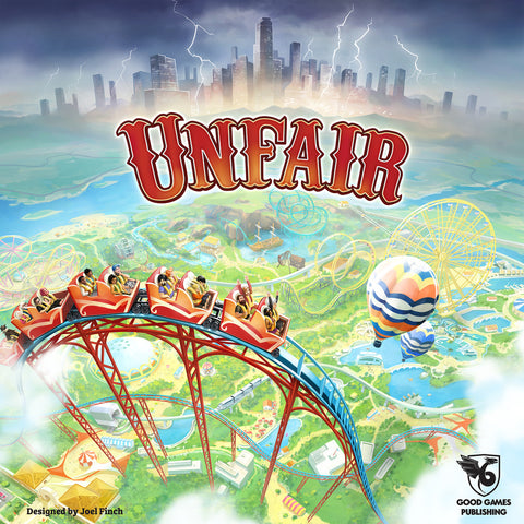 Unfair - Board Game