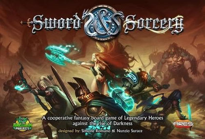 Sword & Sorcery: Immortal Souls - Board Game