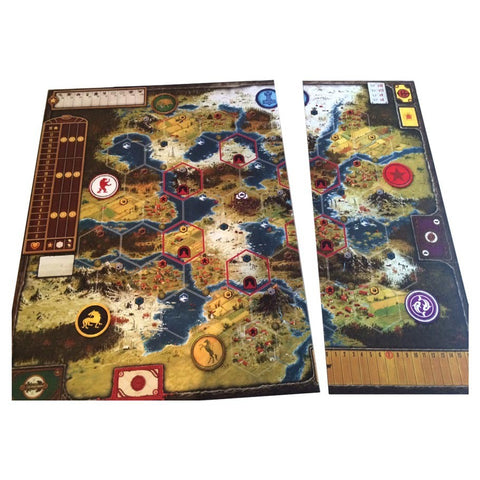 Scythe - Board Expansion