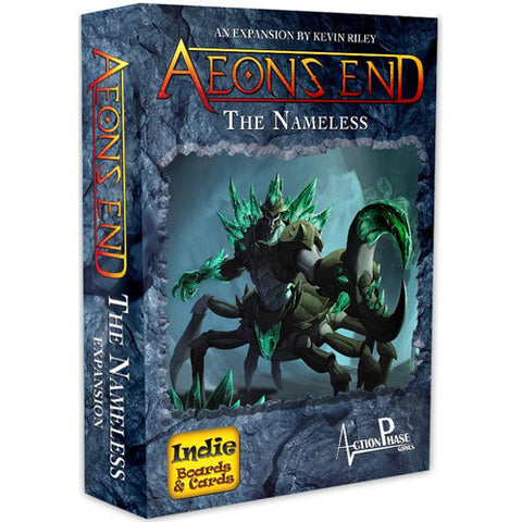 Aeons End: The Nameless - Expansion Pack - The Board Gamer
