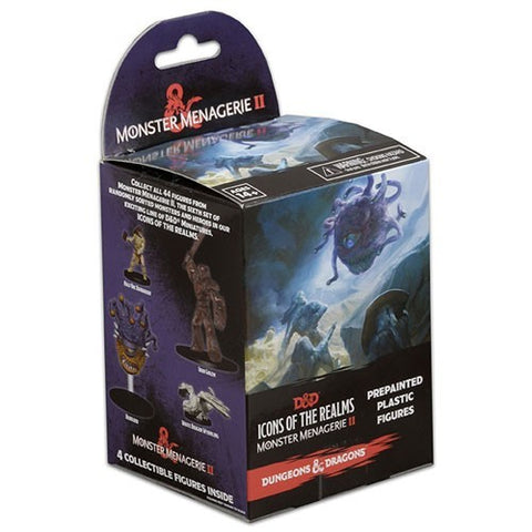 Dungeons & Dragons: Icons of the Realms Monster Menagerie 2 Booster Pack