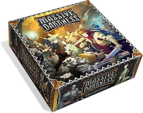 Massive Darkness - The Board Gamer