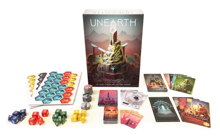 Unearth - Board Game