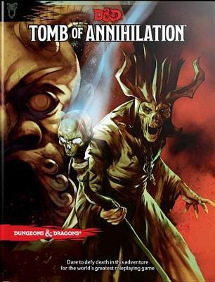 Dungeons & Dragons Tomb of Annihilation - The Board Gamer