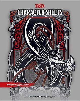Dungeon's and Dragons Character Sheets - The Board Gamer