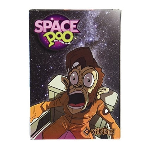 Space Poo! Card Game