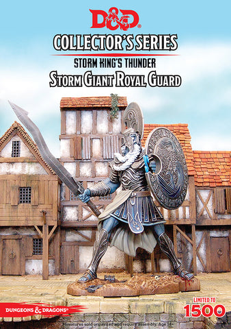 Dungeons & Dragons: Storm King's Thunder - Storm Giant Royal Guard