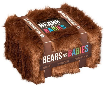 Bears vs Babies - The Board Gamer