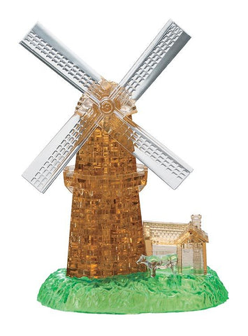 Crystal Puzzle - Windmill