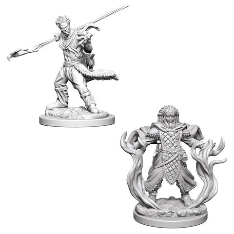 D&D Nolzur's Marvelous: Unpainted Minis - Human Male Druid