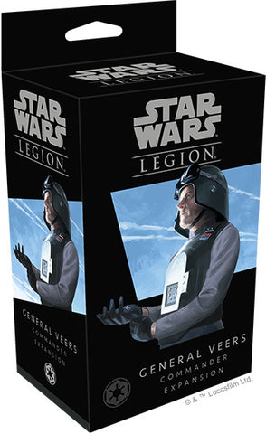 Star Wars Legion: General Veers Commander Expansion - The Board Gamer