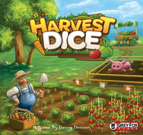 Harvest Dice - The Board Gamer