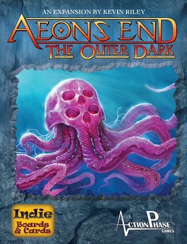 Aeon's End: The Outer Dark - Game Expansion