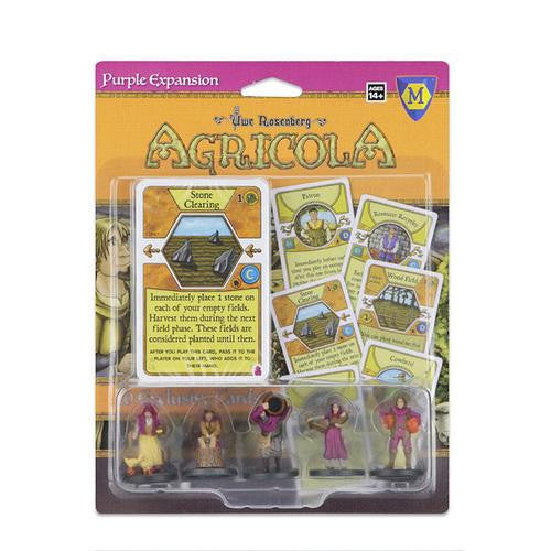Agricola: Game Piece Expansion - Purple