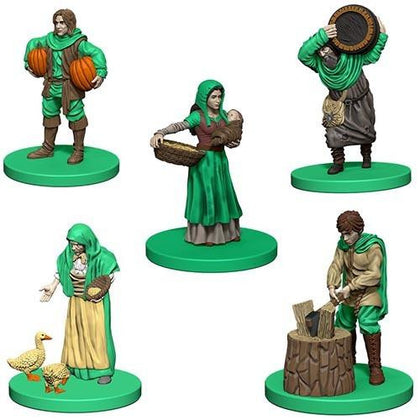 Agricola: Game Piece Expansion - Green - The Board Gamer