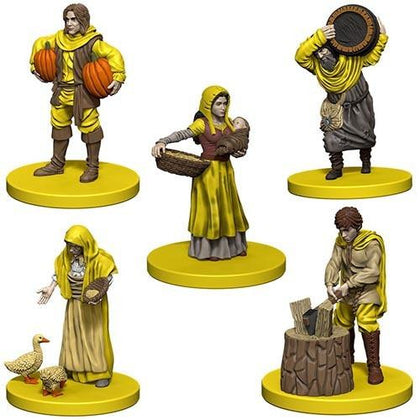 Agricola: Game Piece Expansion - Yellow - The Board Gamer