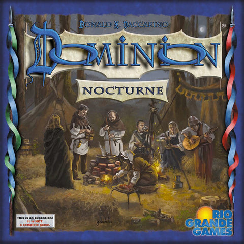 Dominion: Nocturne Expansion - The Board Gamer
