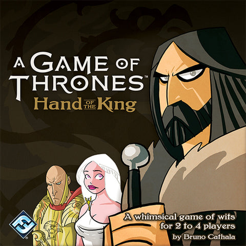 A Game of Thrones: Hand of the King - Card Game - The Board Gamer