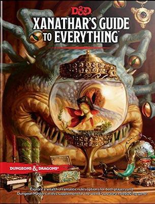 Dungeons & Dragons Xanathars Guide to Everything
