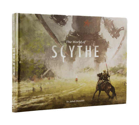 The World of Scythe - Art Book