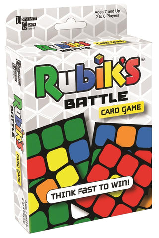 Rubik's Battle Cards - The Board Gamer