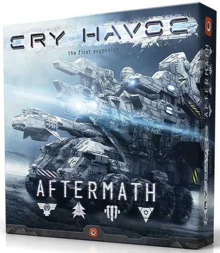 Cry Havoc: Aftermath - Expansion Set