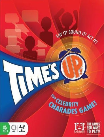 Time's Up! - Board Game - The Board Gamer