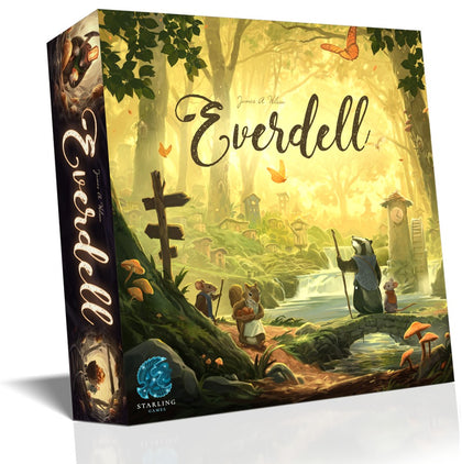 Everdell - The Board Gamer