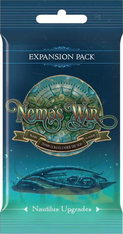Nemos War: 2nd Edition - Nautilus Upgrades Expansion