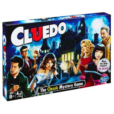 Cluedo - The Classic Mystery Game - The Board Gamer