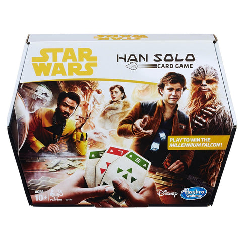 Star Wars: Han Solo - The Card Game - The Board Gamer