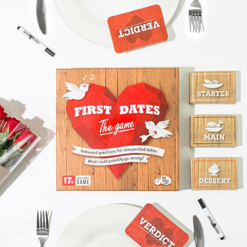 First Dates - The Board Gamer
